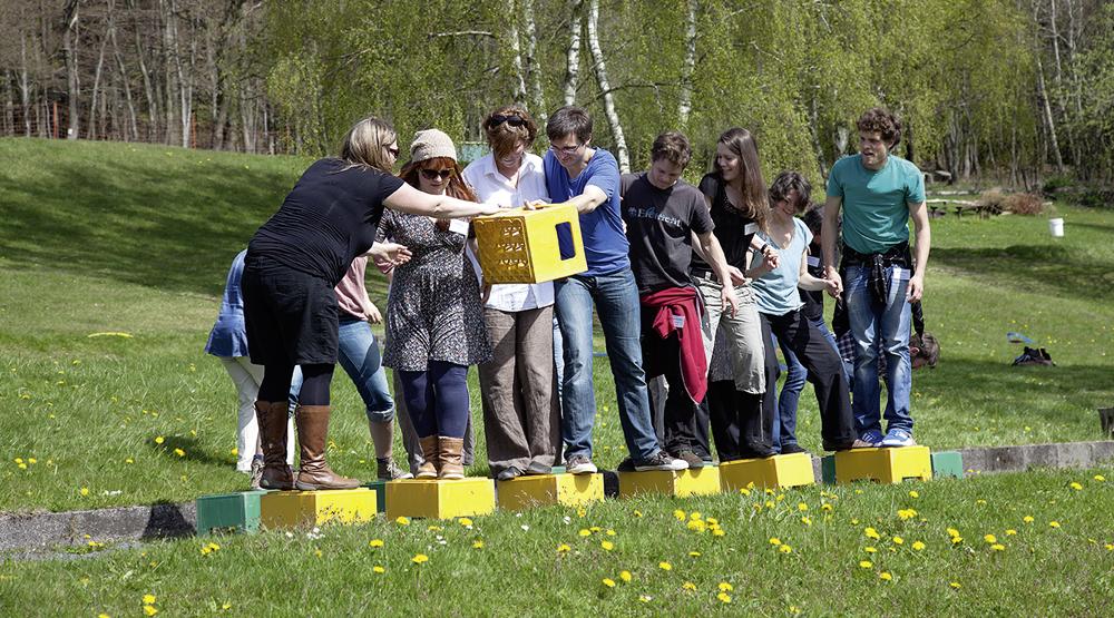 Bausteine für Gruppenfreizeiten | Freizeit Taunus Hessen